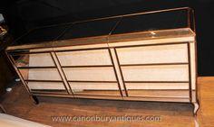 Canonbury - Art Deco Mirrored Chest of Drawers Triple Fronted Commode Mirror Chest Of Drawers, Art Deco Mirror, Mirrored Furniture, Light And Space, Wood Trim, Minimal Design, Contemporary Interior, Art Deco Fashion, Storage