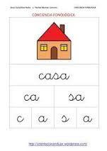 Resultado de imagen para cuadernillo conciencia fonologica Montessori Education, Montessori Toddler, Toddler Activities, Catalan Language, Busy Boxes, Elementary Spanish, Word Study, Reading Resources, English Words