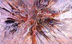 Angelic Confrontation - Robert Venosa