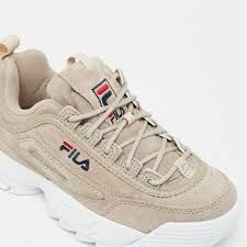new product 684a4 f8661 Image result for beige fila disruptor