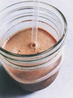 Smoothie: Qué quick ni que nestquick www.sisygarza.com 1 Tz de cerezas 1 C. Cacao en polvo 1/2 Tz de fresas 1 C. de crema de almendra 2 Tz de leche de arróz