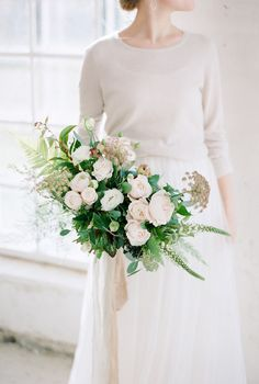 Winter wedding styled shoot in Finland I Petra Veikkola Photography
