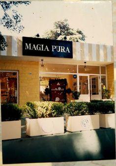 Back in 2004 , MAGIA PURA shop in BSAS , Argentina