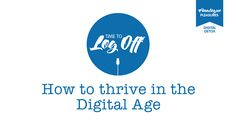 Analogue Pleasures #1: How to thrive in the digital age (book)