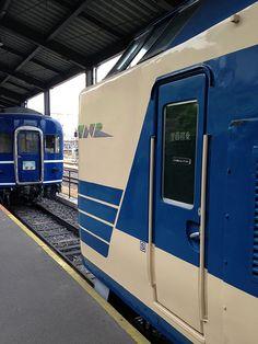 日本国有鉄道 クハネ581-8