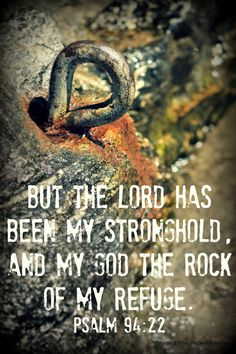 God is our rock! http://bec4-beyondthepicketfence.blogspot.com/2014/08/sunday-verses_24.html