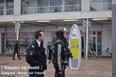 Nieuws op Beeld - Brandweer rukt uit voor mogelijk gaslucht in Nesselande