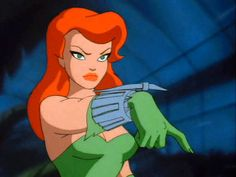 Batman The Animated Series Poison Ivy Episodes For two face i hope they go