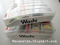 Welcome to the Washi-home! Lovely Things, Washi Tape, Cube, Design, New Homes, Beautiful Things, Nice Asses