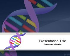 Free Genetics DNA Sequencing PowerPoint Template is a free background template for DNA Sequencing projects that you can download for biotech presentations or other related presentations for example using text mining for DNA and gene sequencing