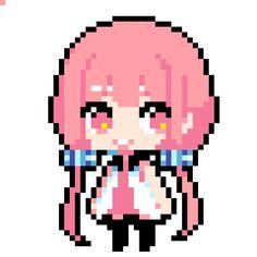Pixel Art Background, Character Template, Pixel Drawing, Pix Art, Pixel Art Templates, Pixel Animation, Anime Pixel Art, Pixel Art Games, Anime Undertale