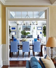 House Tour: Greenwich Home