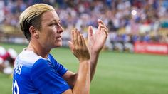 Abby Wambach's Retirement Thank You Message#ThanksAbby #OnlyOneAbby