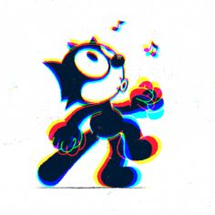 New party member! Tags: cat vintage trippy friday trip felix haters whistle felix the cat New party member! Tags: cat vintage trippy friday trip felix haters whistle felix the cat Cartoon Kunst, Cartoon Gifs, Cartoon Styles, Cartoon Art, Trippy Cartoon, Trippy Cat, Vintage Cartoons, Classic Cartoons, Gif Animé