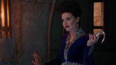 Regina Once Upon a Time - oh, how she handles that hook