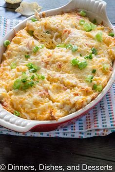 Hot Crab Dip - an easy and delicious cheesy dip that will be a hit and any party. A slightly spicy crab dip that is ready in minutes.