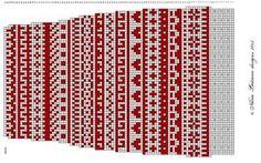 Lupailin kokonaista ohjetta myös tänne blogiin, tämähän on myös ladattavissa suoraan Ravelrystä -> klik. Koko: 38/39 Lank... Easy Knitting Patterns, Knitting Charts, Knitting Stitches, Knitting Socks, Baby Knitting, Crochet Patterns, Crochet Beanie, Knit Crochet, Knit Art