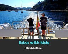 10 Familien-Highlights in der Region Santa Eularia / Ibiza