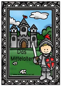 Das Mittelalter - für die 1./2. Klasse