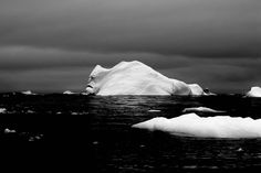 Iceberg face, Antarctica