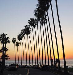 California beach! Love the boardwalks