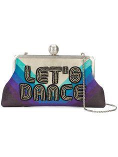 454c2390efc Sarah s Bag Let s Dance Clutch - Farfetch