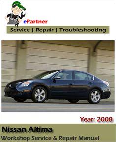 2008 nissan altima hybrid manual