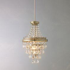 John lewis chandeliers from 130 lighting pinterest john buy john lewis easy to fit helene ceiling shade online at johnlewis aloadofball Choice Image