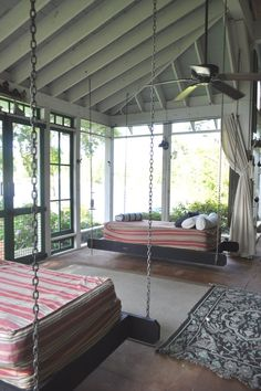 Cozy Sleeping Porch