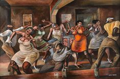 Gallery Home — Tyler Fine Art American Art, Black Art Pictures, Dance Paintings, Music Painting, Fine Art, Brown Art, Art, Hip Hop Art, Art Pictures
