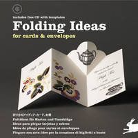 Folding ideas - envelopes, cards, pop up!! It's not directions but they're selling a book