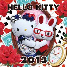 Hello kitty through the years 2013