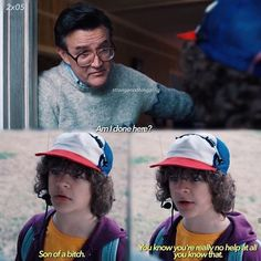 """9,779 Likes, 86 Comments - Stranger Things Fan Page (@stranger_news) on Instagram: """"I LOVED THAT SCENE SO MUCH LIKE FINALLY❤ // I can't find the account who made it because when I…"""""""