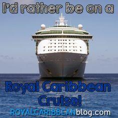 Yes, yes I would! #cruise #travel #cruises #royalcaribbean