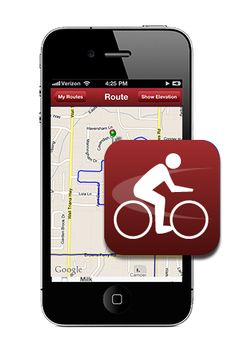 Map My Ride.   Great way to keep track of your work outs/ bike rides/ climbs, and share with others.