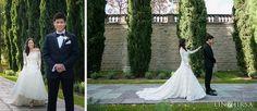 Greystone Mansion Wedding | Hannah & Jonathan