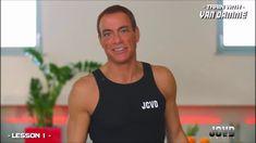 Train with Van Damme - Lesson 1 Claude Van Damme, Best Youtubers, Bruce Lee, Sport, Workout Programs, Gym Workouts, Flexibility, Bodybuilding, Tank Man
