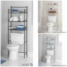 Over The Toilet Bathroom Organizers bathroom space saver over toilet storage cabinet organizer shelves
