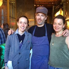 Sharing bread and making news friends! Great brunch with @painpoilane @kkrader @chefsclubny #breadlove #spices