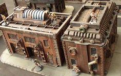 Necromunda ideas from ... http://www.ironhands.com