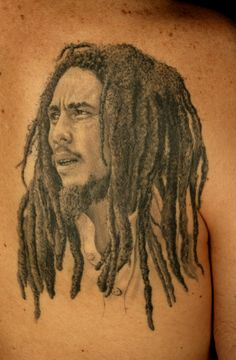Image Detail for - ... , Johnny Cash, Elvis, Jim Morrison, Bob Marley... » Tattoo Blog