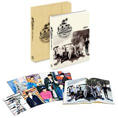 """[Got7] - GOTCHA Perfect Getaway In L.A. 2nd Photobook Korea's """"Boyfriendol"""", GOT7! Not only includes pictorials from L.A. but also includes member's selfie♥ 8 Photo Post Card for each member + 300P Photobook :)"""