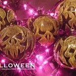 Love this idea for a Halloween themed tree  for Kathy