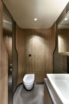 The best contemporary bathrooms take inspiration from the classic concept of 'less is more'.