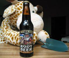 Tommyknocker Root Beer. Idaho Springs, CO