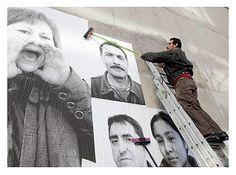 Taller 'Intervención fotográfica en el espacio público' con Oriana Eliçabe en el CFD de Barcelona