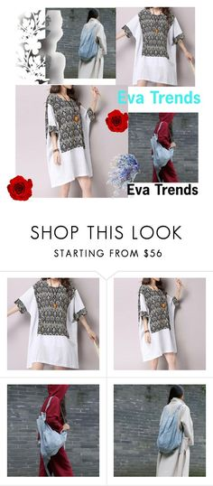 """Eva Trends   #35"" by alma-ja ❤ liked on Polyvore featuring Élitis and vintage"