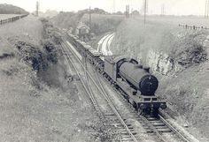 Kirkby Time Travel Machine, Steam Railway, British Rail, Old Trains, Steamers, Steam Engine, Steam Locomotive, Nottingham, Heavy Metal