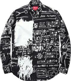 Supreme® / Basquiat Shirt Replicas | Awesome!