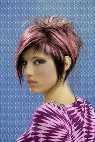 Pixie haircuts in all colors!